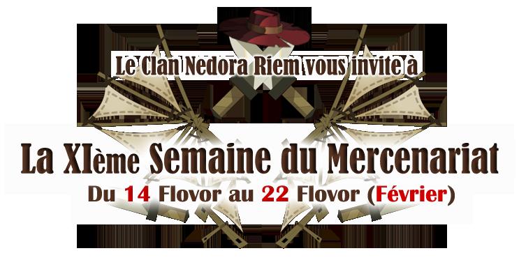 [Event Nedora] XIème Semaine du Mercenariat !  98259311emeSM