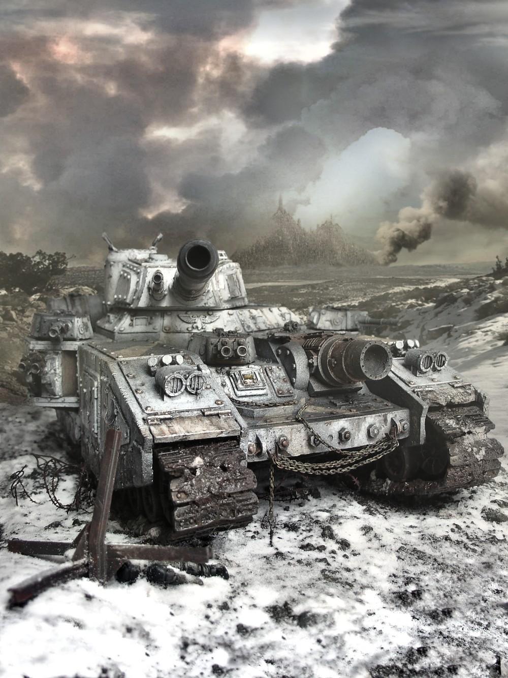 [W40K] Collection d'images : Warhammer 40K divers et inclassables 982684Arkurion6