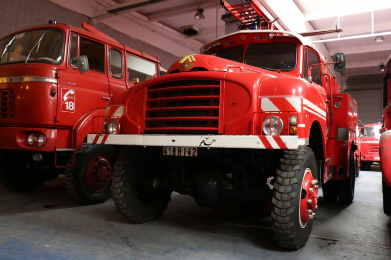 Des camions à gogo....Musée des sapeurs pompiers de Lyon 982718IMG7086