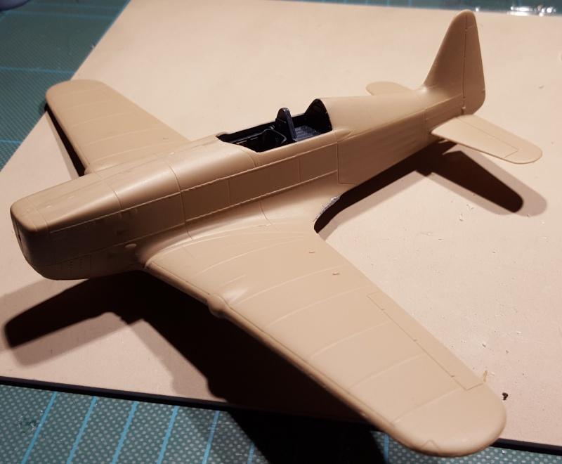 Morane Saulnier MS 406 - 1/48eme AZ Models  98323920151206180633