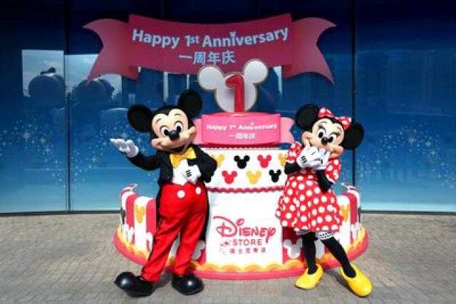 [Shanghai Disney Resort] Le Resort en général - le coin des petites infos  983722w125