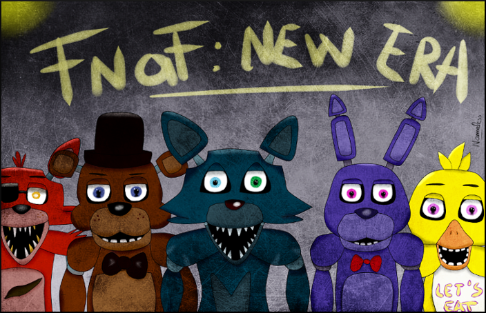 Five Nights at Freddy's: New Era