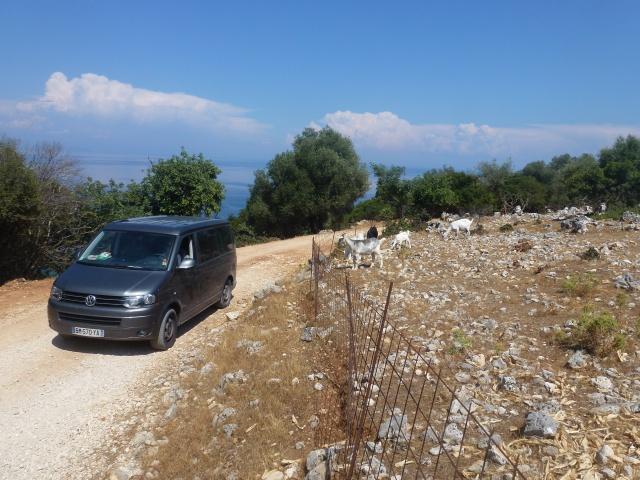 Grèce (Péloponnèse) - Albanie - Monténégro - Bosnie - Croatie été 2014 984115P1110943
