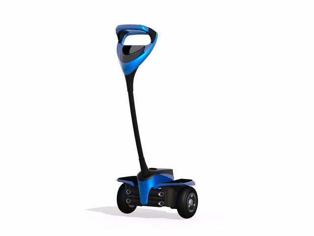 Toyota débute une expérimentation publique de son robot personnel de mobilité à Tokyo 984823201603240102
