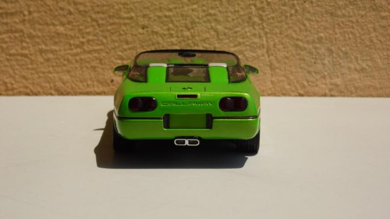 Corvette Callaway speedster Monogram. 985030SAM7878