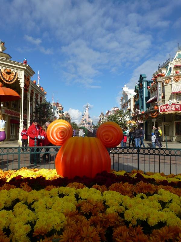 Trip Report d'une journée drôlement effrayante le 8 octobre pour Halloween et TR d'un séjour au Cheyenne les 19 et 20 novembre pour Noël :) 985032P1240068