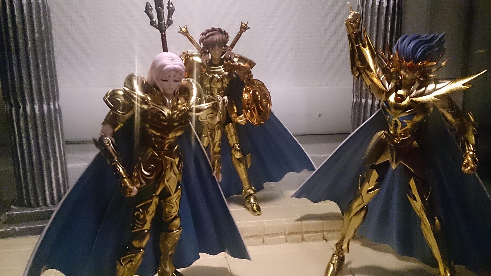 Figurines Saint Seiya (Chevaliers du Zodiaque) 985633MCEX34