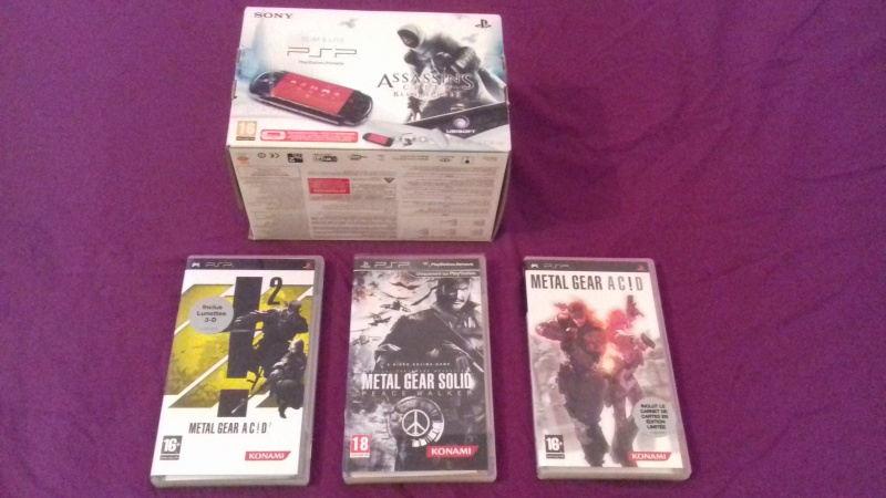 Ma collection 9859957psp