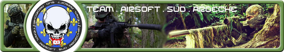Team Airsoft Sud Ardèche
