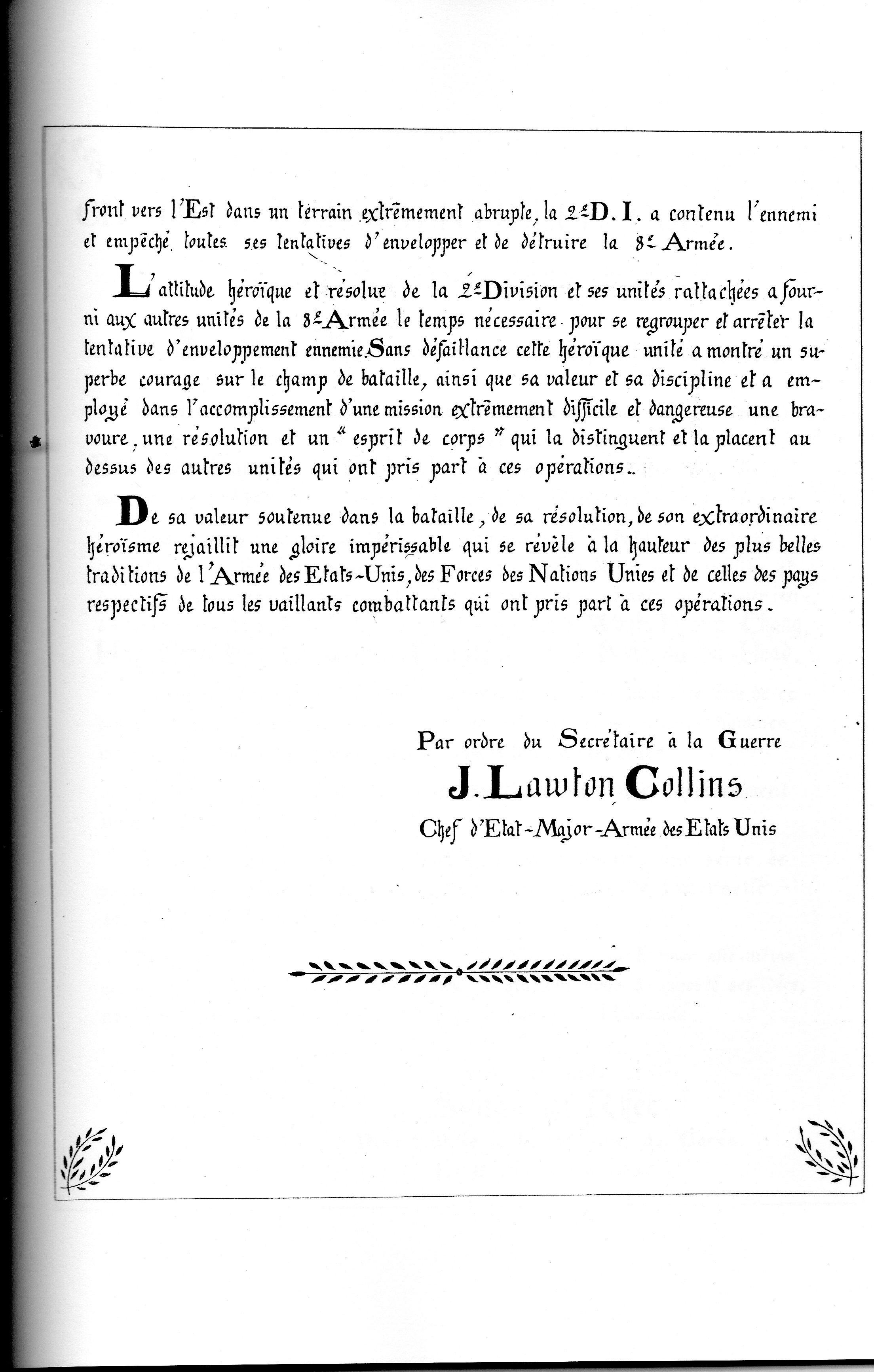 [OPÉRATIONS DE GUERRE] GUERRE DE CORÉE - TOME 2 - Page 3 986277666