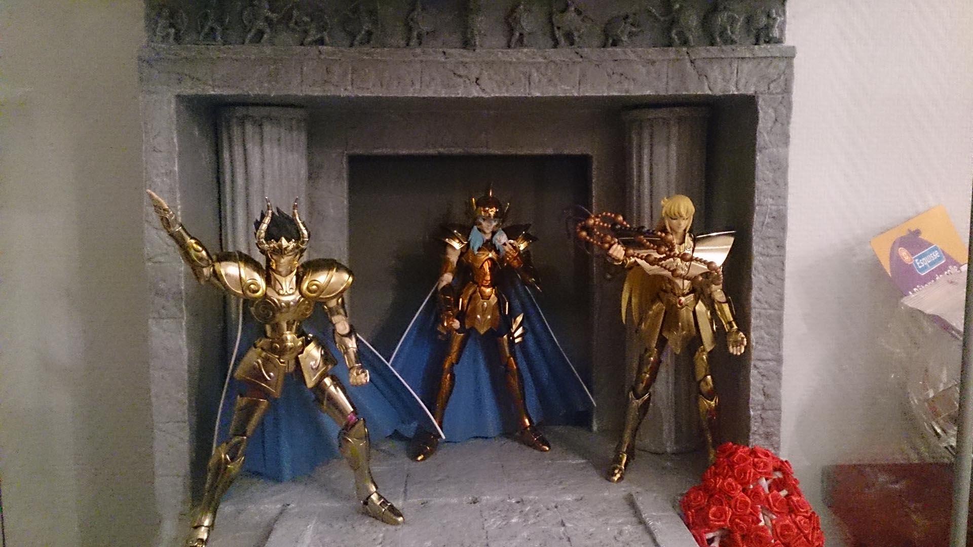 Figurines Saint Seiya (Chevaliers du Zodiaque) 986777MCEX26