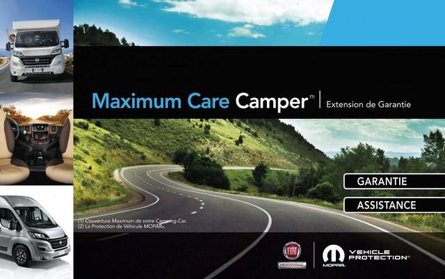 Mopar® lance son nouveau contrat d'entretien EASY CARE  987035BrochureVUMAXIMUMCARECAMPER2015FRHD