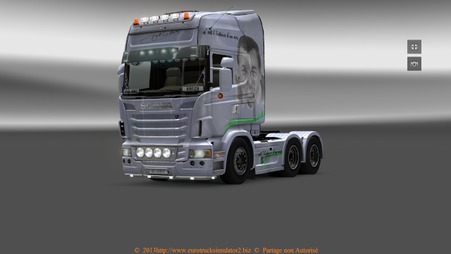 Amazing Euro Truck Shop Simulation - Portail 987316coluche