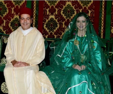 صور من زفاف الأمير مولاي رشيد 9873283AM