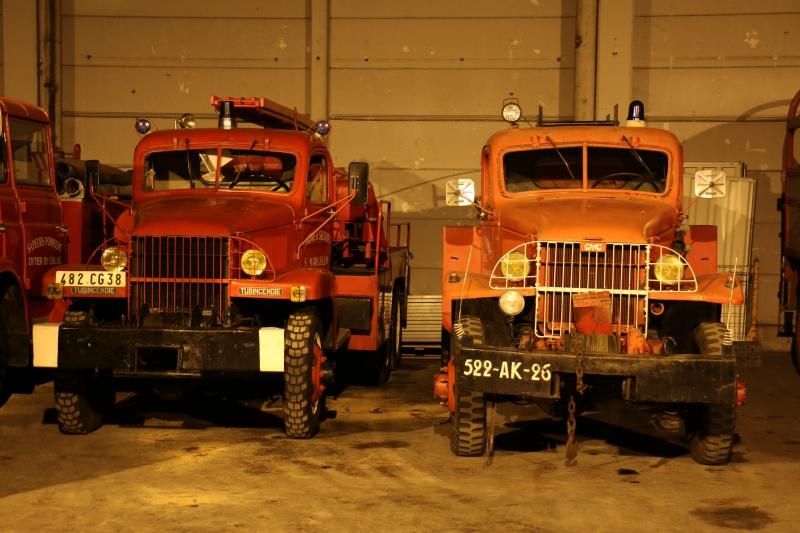 Des camions à gogo....Musée des sapeurs pompiers de Lyon 987516IMG6602