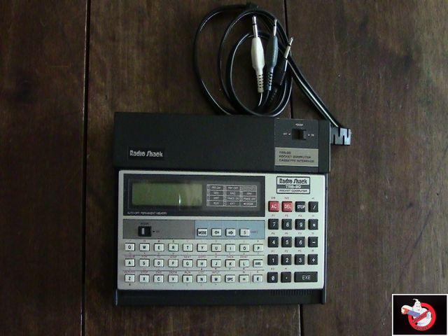 Radio Shack TRS-80 et Cassette Interface 98778202