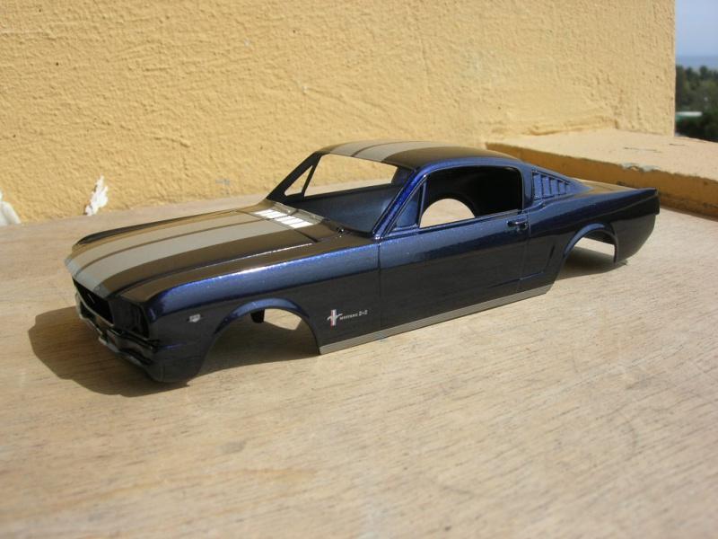 """Mustang Fastback""""65 Revell. 987829DSCN9955"""