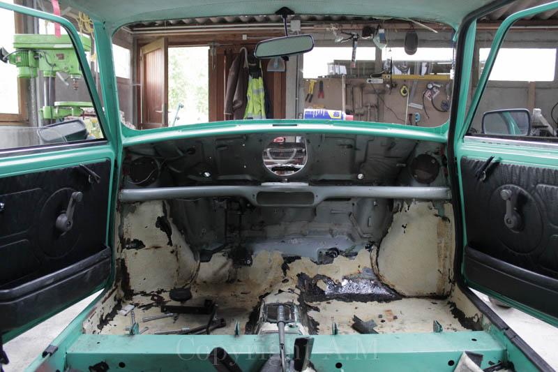 Restauration d'une Austin de 1980 987953IMG3295