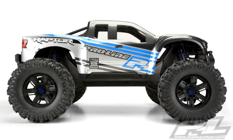 Carro Pro-Line F150 Raptor pour X-maxx 9879593482171