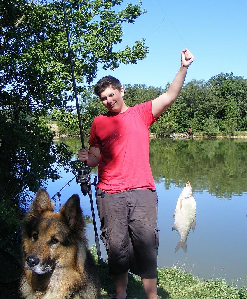 Petit lac d'agriculteur I 988263992