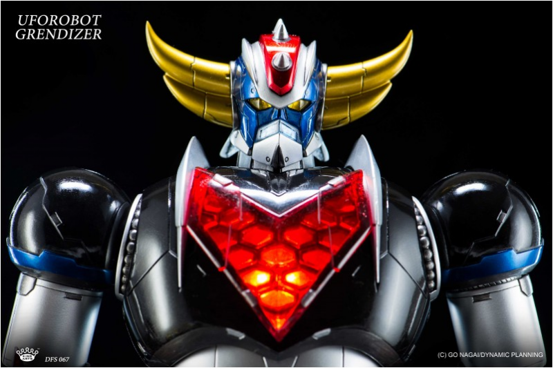 KING ARTS DIE-CAST GRENDIZER   988269DFS0677