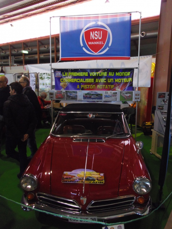 Salon Auto Moto Prestige et Collection 2016 à NÎMES 988944automotoretroNIMES2016260