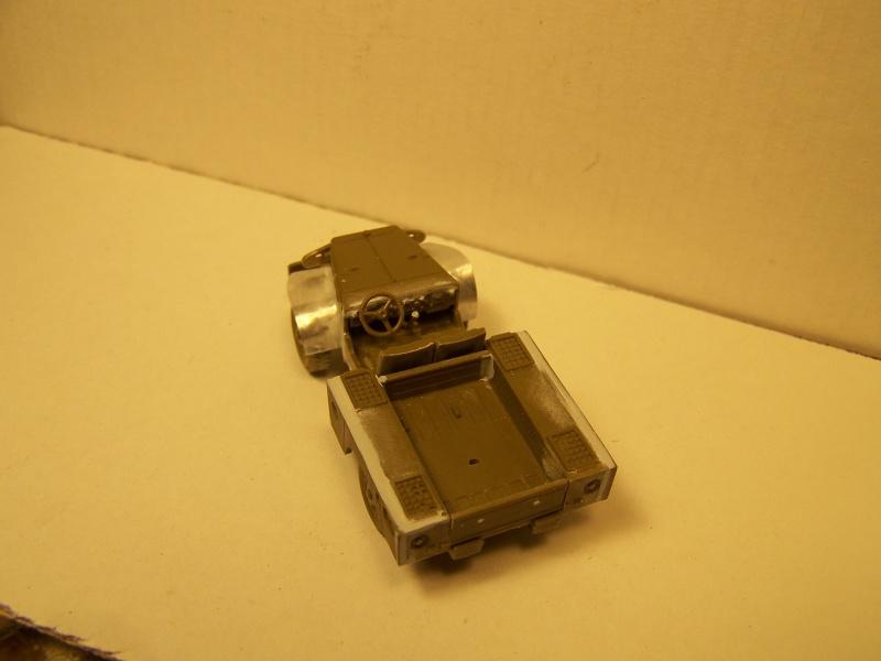 Dodge M6 anti tank Tunisie 1943 (montage terminé) 9892161005329