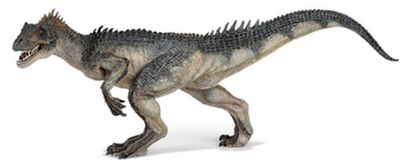 Allosaurus ( Erin O'Connor) vs Tylosaurus (Marcos Shannon) 98971755016