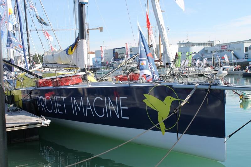 Visite du village et du ponton du Vendée Globe le 25/10/16 989979IMG4534