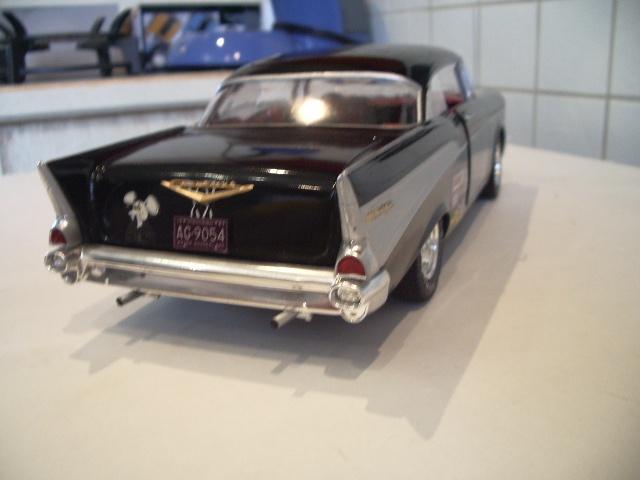 chevrolet bel air hardtop 1957 de chez amt au 1/16 990020IMGP8811