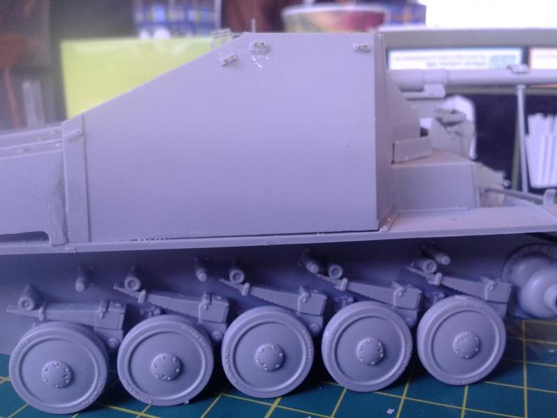 Sd.kfz 131 Marder 2 Dragon 1/35 99006220150910170756