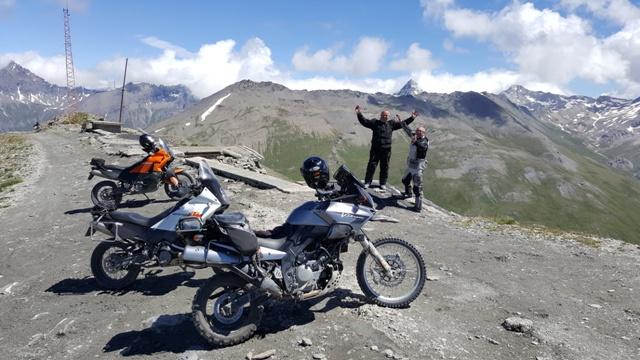 LC8 Rally western Alps - Stella alpina - Alpes Tour 2016  99084020160713115957