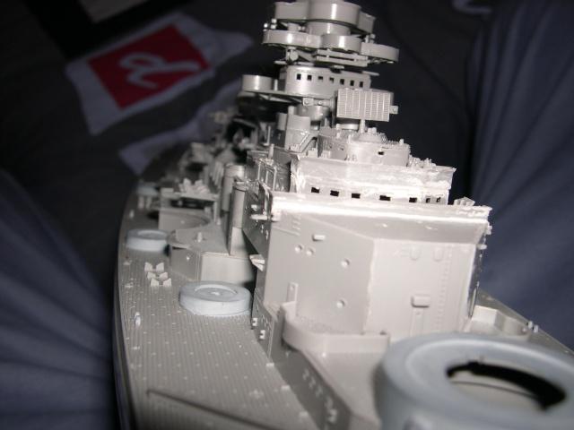 Bismarck 1/350 Revell 991095DSCN2225