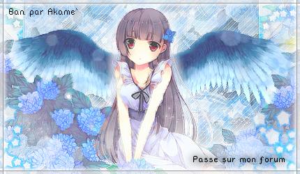 Présentation : Akame, le loup. 991127qztre2