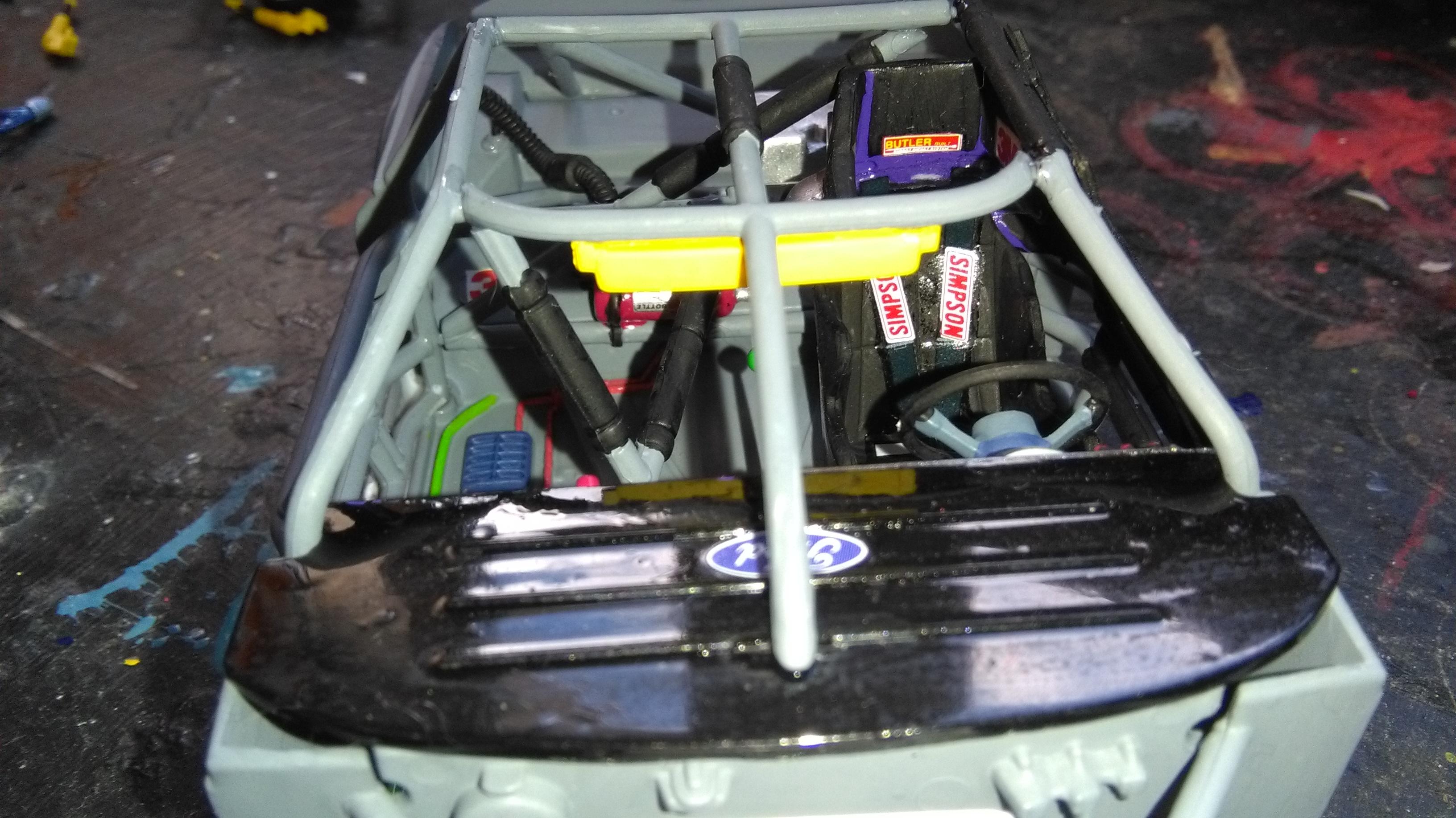 Ford Taurus 2005 #97 Kurt Busch Crown Royal  991267F20049710
