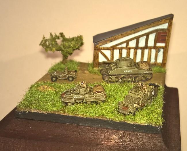 WWII... en 6 mm !! - FINI ! 991455saynte3