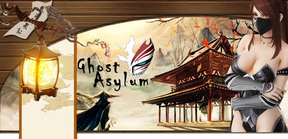 La guilde des Ghost Asylum