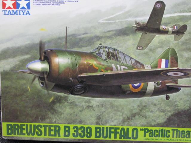 Brewster B-339B Buffalo 1/48 Tamiya.....Terminé! 991699IMG6084