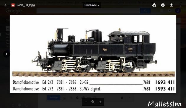 Les locomotives à vapeur articulées 991705Bemo7681cataloguemalletslmR