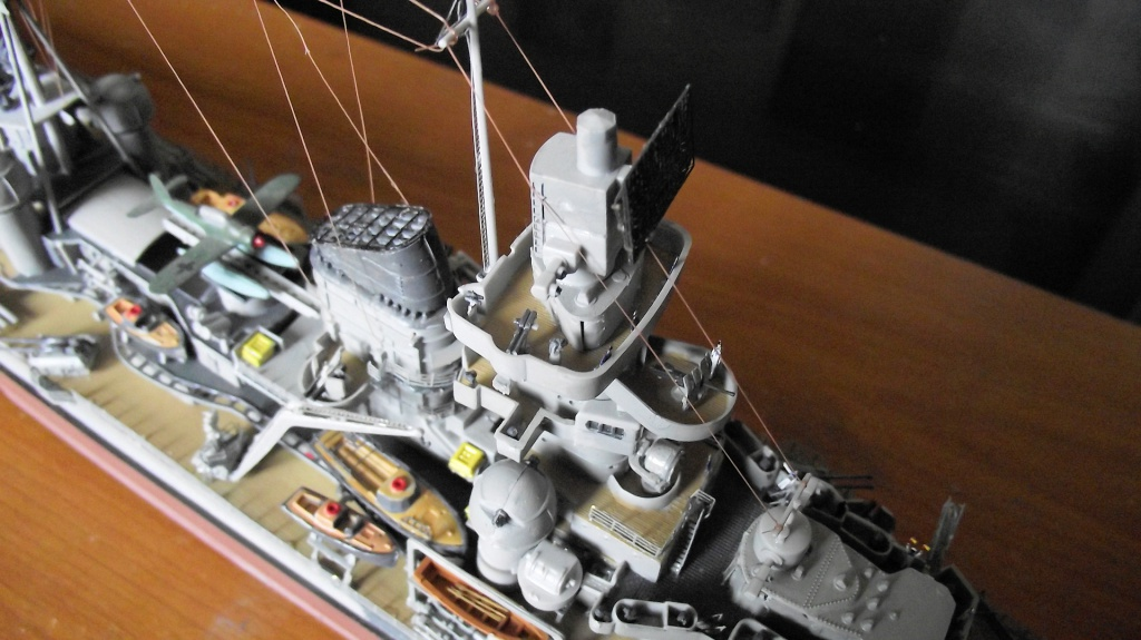 Prinz Eugen Trumpeter au 1x350 avec PE 991777PrinzEugen1x35058
