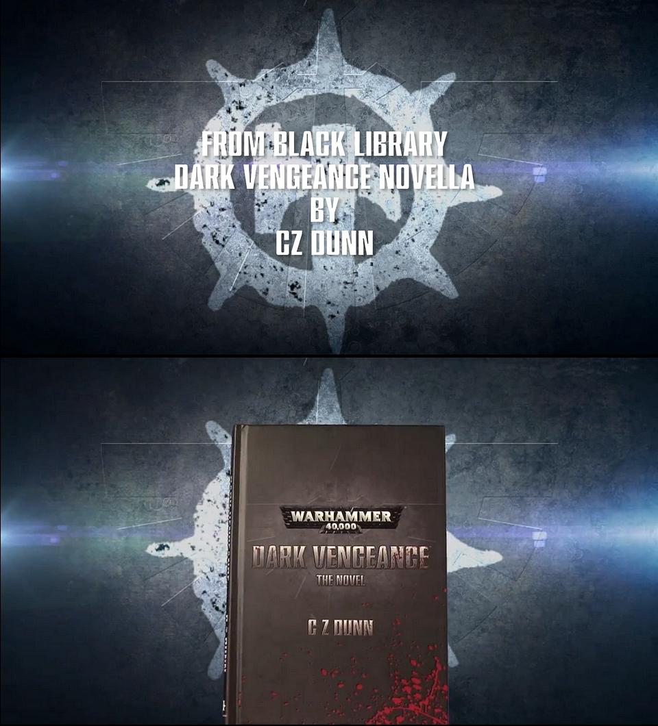 Vengeance Noire – Le Roman & The Ascension of Balthasar de C.Z. Dunn 992089darkvengeancethenovel