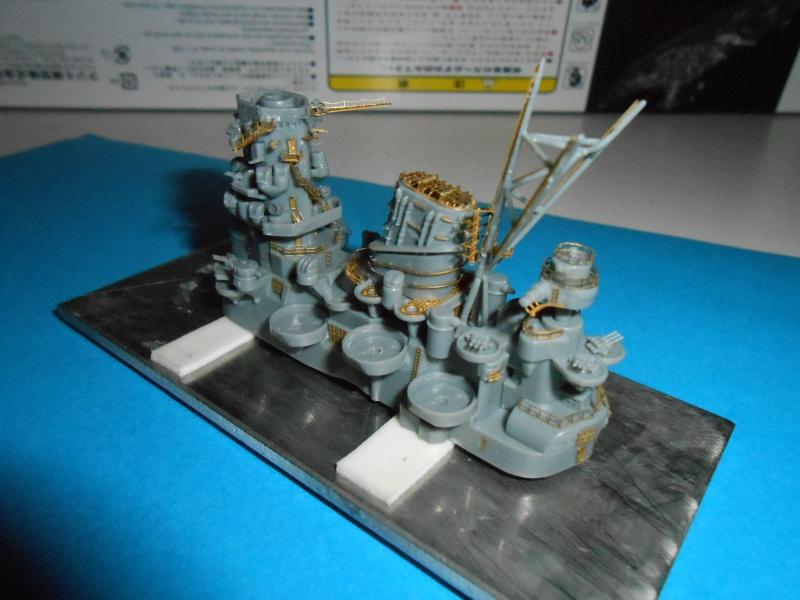 Yamato 1/700 fuji, PE,Pont en bois et babioles - Page 3 992513DSCN5400