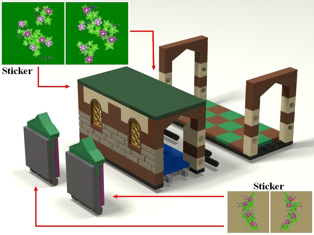 [MOC] Boîte de présentation Moi et mon dragon, en mini-maison de campagne 992957boite05maison01Bloc00