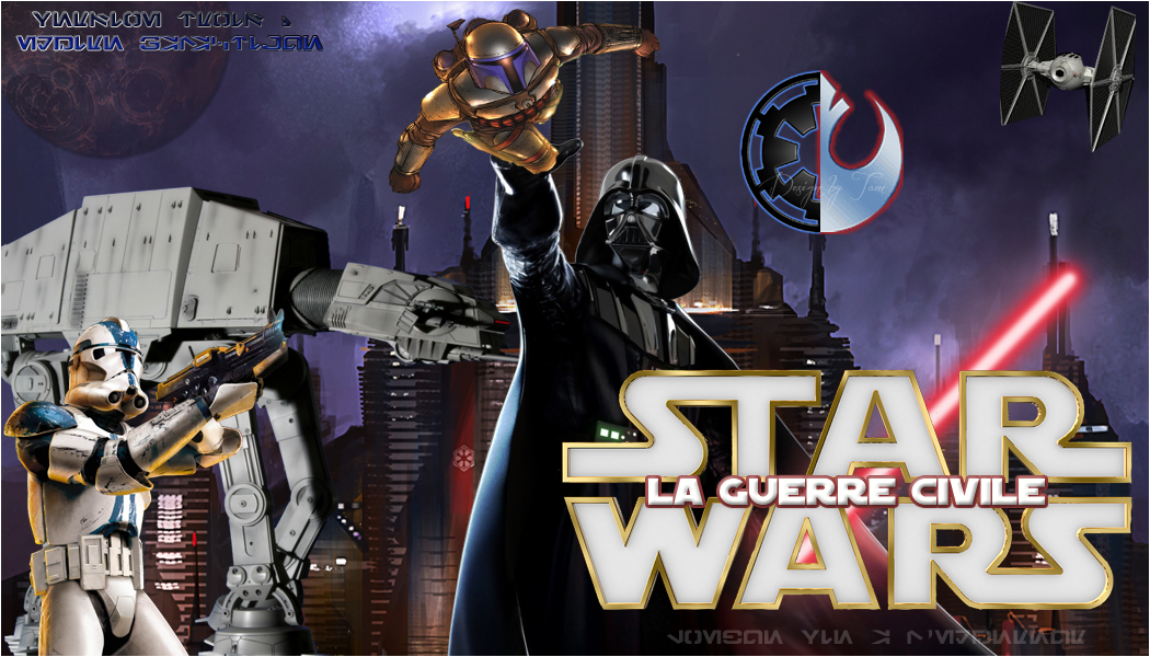 Star Wars Guerre Civile