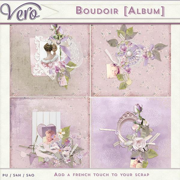 Véro - MAJ 02/03/17 - Spring has sprung ...  - $1 per pack  - Page 10 993133Veroboudoiralbumpv