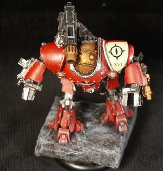 Vitrine de Phil54 - Nains Warhammer 993224MechanicumCastellax5