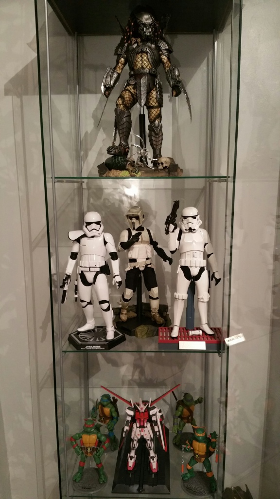 Hot Toys Star Wars First Order : Stormtrooper Squad Leader 994308201512201512551
