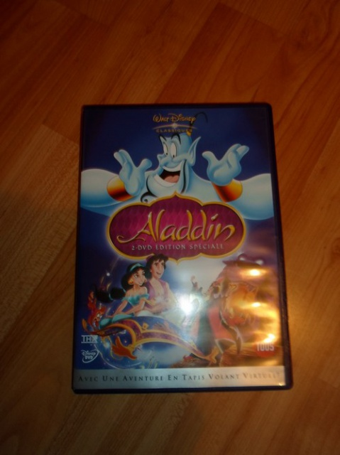 [Recherche - Vente] Le Coin des Blu-ray et DVD Disney !  (TOPIC UNIQUE) 994668SAM0302