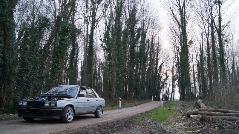 Mimich et sa R9 Turbo (du moins ce qu'il en reste) 995099DSC01043