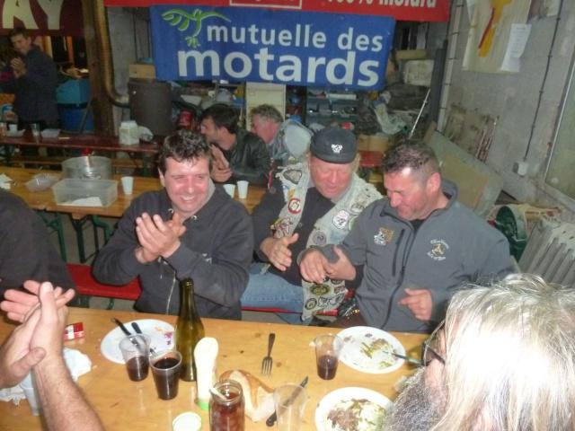 Blaireau Days 2014 :au centre de remise en forme de Vaux la secousse (52) 995463P1410897
